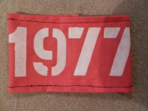 ARMBAND 1977