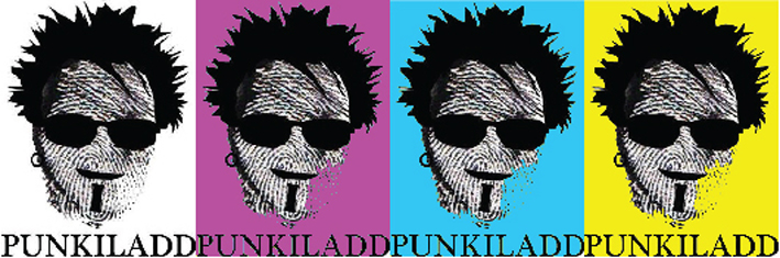 PunkiLadd Punk Rock Shirts, T Shirts, Ties, Armbands