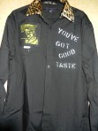 The CRAMPS – GOOD TASTE SHIRT   PUNK 1977 ROCKABILLY  NEW WAVE